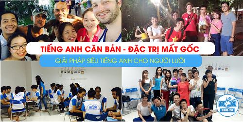 Trung tâm dạy tiếng Anh tốt nhất tại Hà Nội