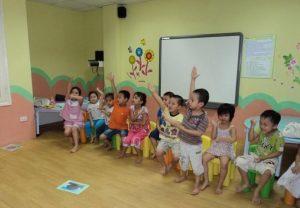 Dạy tiếng Anh cho trẻ em hiệu quả