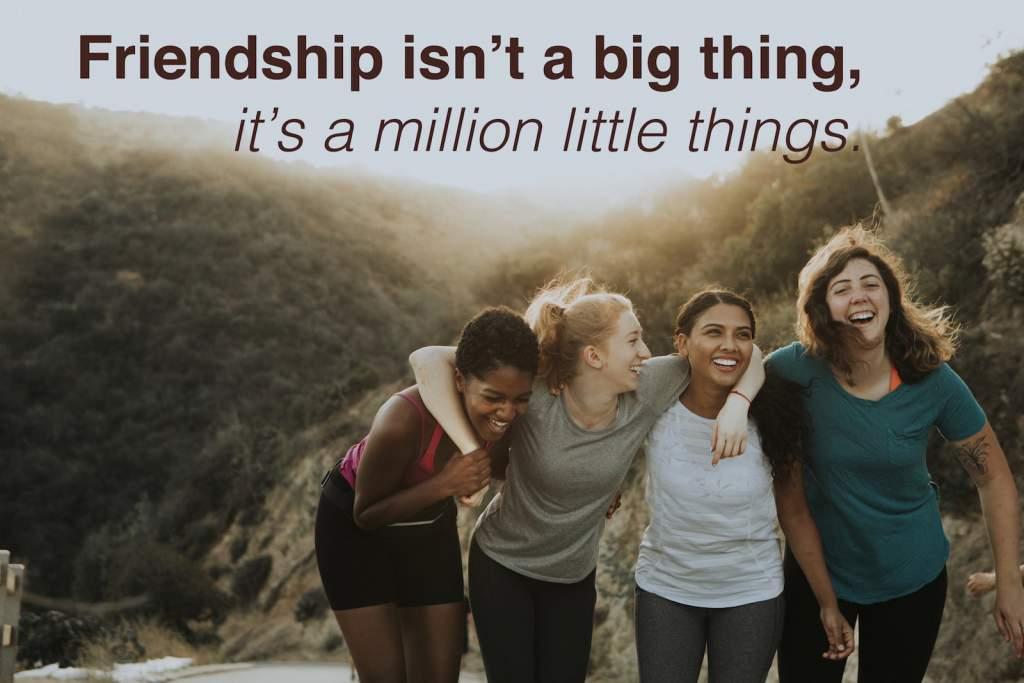 những câu nói về tình bạn
