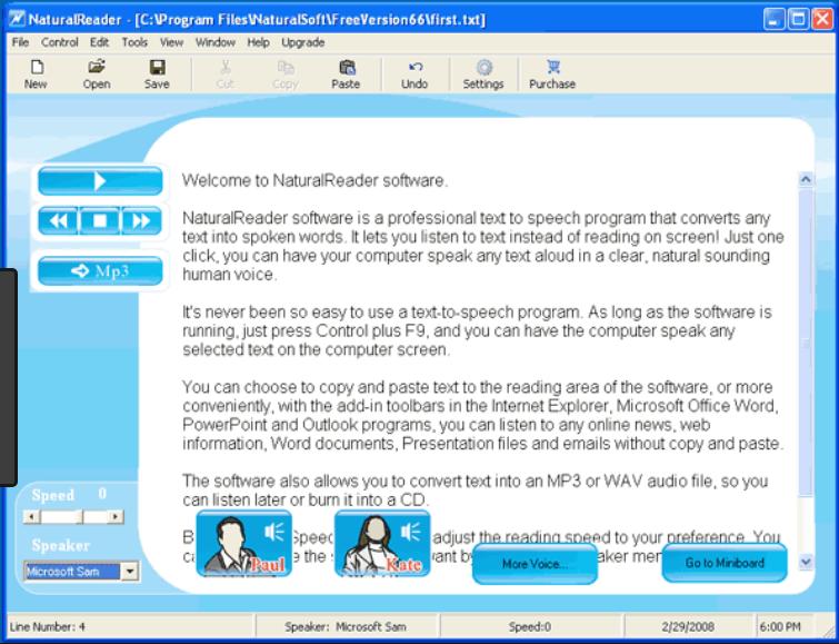 Phần mềm luyện phát âm tiếng Anh -