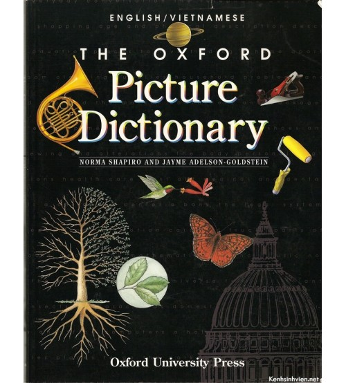 Từ điển hình ảnh Oxford